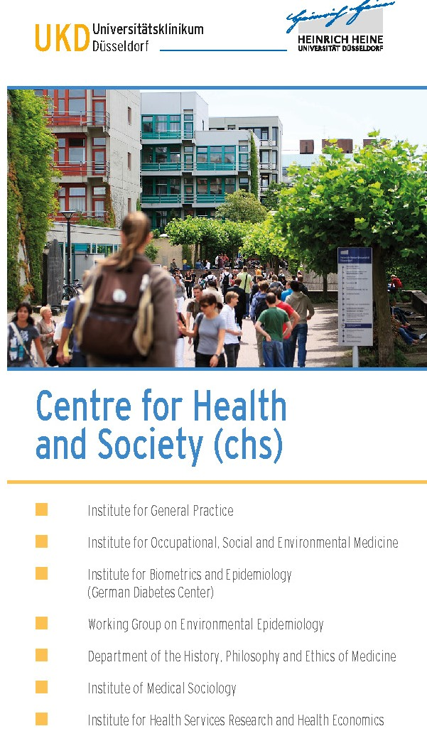 Centre for Health and Society